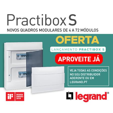 Logo do fornecedor Campanha   |   LEGRAND   |   Practibox S