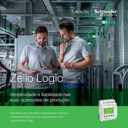 Logo do fornecedor Campanha   |   SCHNEIDER   |   2020-04   |   Zelio Logic