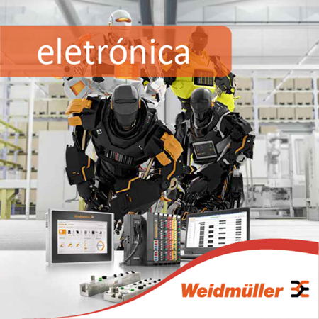 Logo do fornecedor Campanha | WEIDMÜLLER | Let's Connect 2021